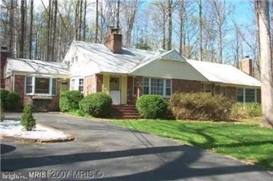 10408 Burke Lake Road, Fairfax Station, VA 22039 - #: VAFX1130192