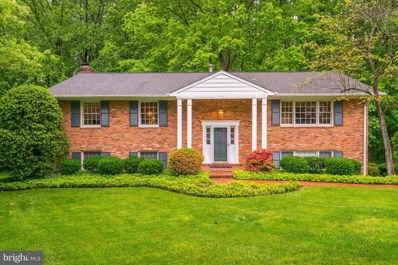 1725 Fox Run Court, Vienna, VA 22182 - #: VAFX1130680