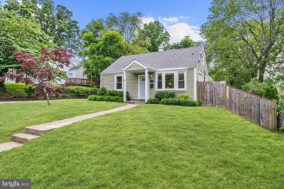 3127 Chepstow Lane, Falls Church, VA 22042 - #: VAFX1134750