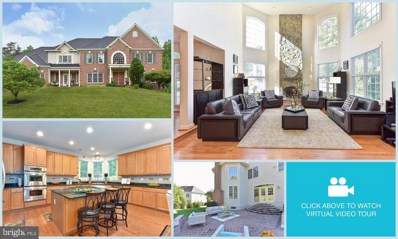 10712 Ox Croft Court, Fairfax Station, VA 22039 - #: VAFX1135122