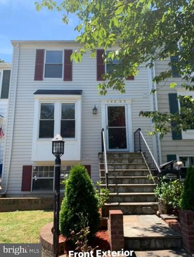 14605 Olde Kent Road, Centreville, VA 20120 - #: VAFX1137406