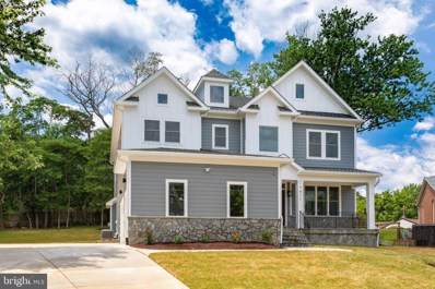 7411 Nigh Road, Falls Church, VA 22043 - #: VAFX1139674