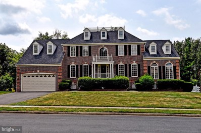 13415 Marble Rock Drive, Chantilly, VA 20151 - #: VAFX1141006