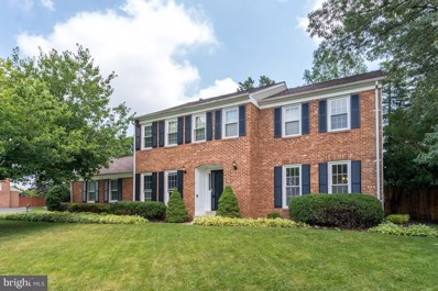 6329 Applegarth Court, Alexandria, VA 22312 - #: VAFX1141100