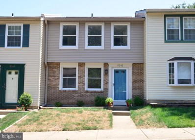 8345 Bark Tree Court, Springfield, VA 22153 - #: VAFX1142954