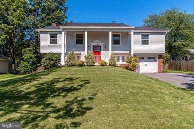4102 Middle Ridge Drive, Fairfax, VA 22033 - #: VAFX1145648