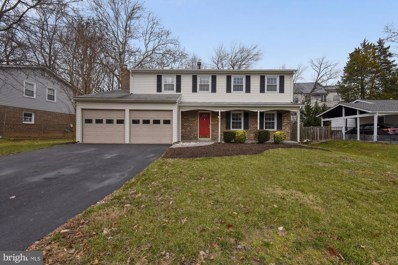 9706 Aspen Hollow Way, Fairfax, VA 22032 - #: VAFX1145980