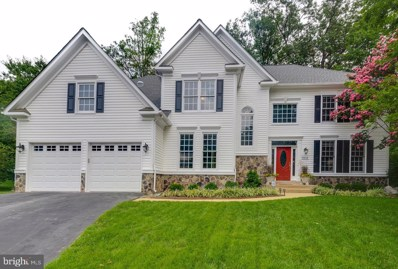 9654 Sherman Oaks Court, Fairfax, VA 22032 - #: VAFX1146888
