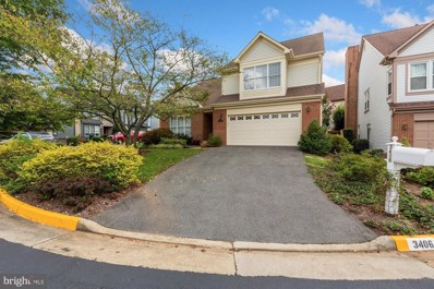 3406 Walnut Hill Court, Falls Church, VA 22042 - #: VAFX1150942