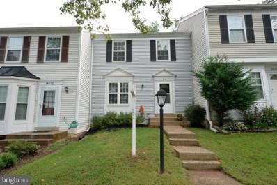14818 Lynhodge Court, Centreville, VA 20120 - #: VAFX1151300
