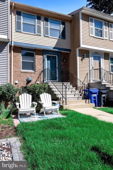 6843 Heatherway Court, Alexandria, VA 22315 - #: VAFX1151532