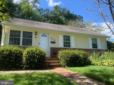 7715 Lunceford Lane, Falls Church, VA 22043 - #: VAFX1152162