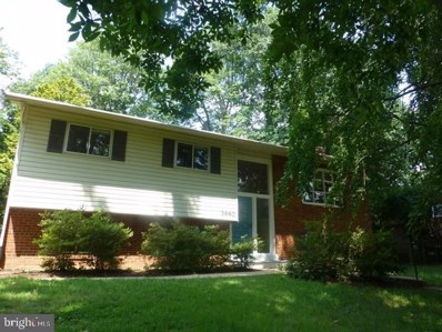 3440 Slade Run Drive, Falls Church, VA 22042 - #: VAFX1152472