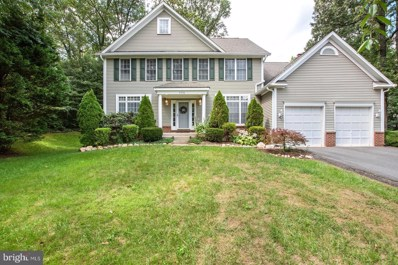 5376 New London Park Drive, Fairfax, VA 22032 - #: VAFX1152552