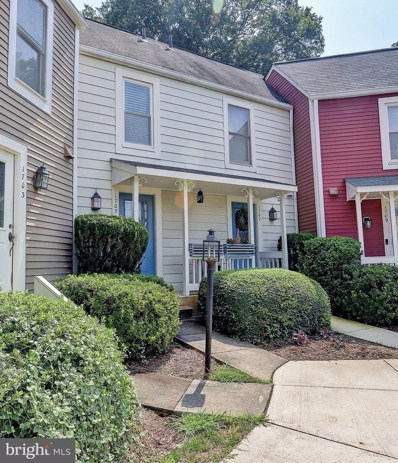 1705 Quietree Drive, Reston, VA 20194 - #: VAFX1153380