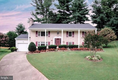 2418 Caron Lane, Falls Church, VA 22043 - #: VAFX1154102