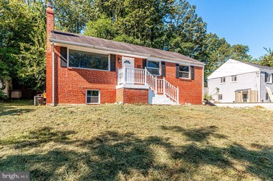 7323 Allan Avenue, Falls Church, VA 22046 - #: VAFX1154752