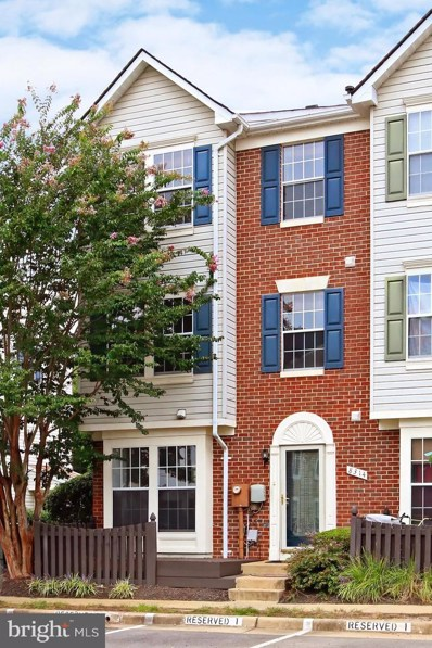 8314 Bluebird Way UNIT 1, Lorton, VA 22079 - #: VAFX1156034