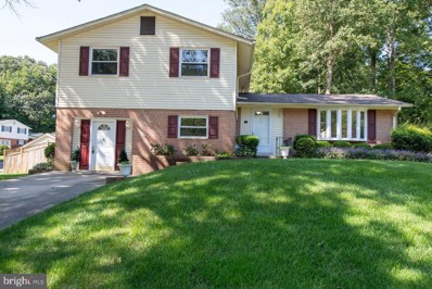 5120 Gainsborough Drive, Fairfax, VA 22032 - #: VAFX1156736