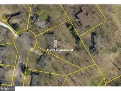 1529 Longfellow Court, Mclean, VA 22101 - #: VAFX1159668