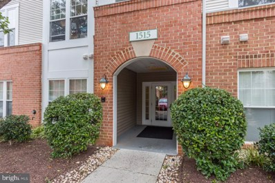 1515 N Point Drive UNIT 303, Reston, VA 20194 - #: VAFX1160996