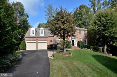 8005 Hedgewood Court, Fairfax Station, VA 22039 - #: VAFX1161282