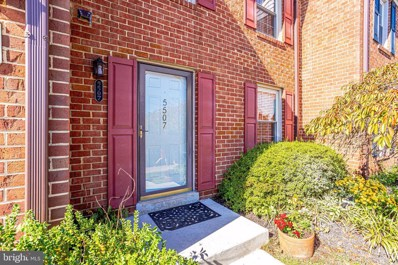 5507 Independence Circle, Alexandria, VA 22312 - #: VAFX1161602