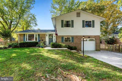9811 Covent Court, Fairfax, VA 22032 - #: VAFX1161954