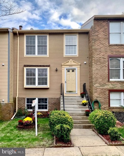 6852 Heatherway Court, Alexandria, VA 22315 - #: VAFX1163116