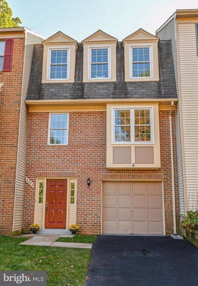 3903 Collis Oak Court, Fairfax, VA 22033 - #: VAFX1163260