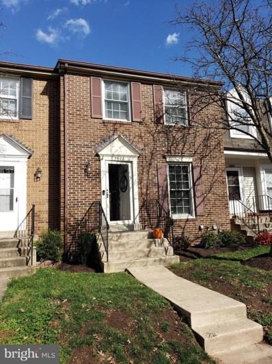 5903 Grisby House Court, Centreville, VA 20120 - #: VAFX1163924