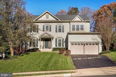 6732 Rock Brook Drive, Clifton, VA 20124 - MLS#: VAFX1166216