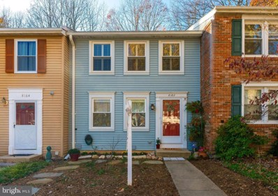 8162 Curving Creek Court, Springfield, VA 22153 - #: VAFX1167084