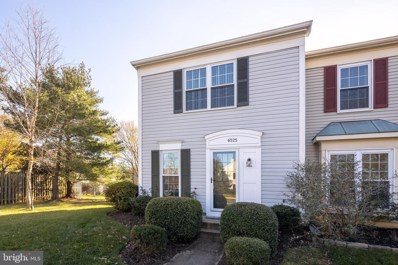 6525 Old Carriage Drive, Alexandria, VA 22315 - #: VAFX1168862