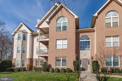 4120 Monument Court UNIT 101A, Fairfax, VA 22033 - #: VAFX1169356