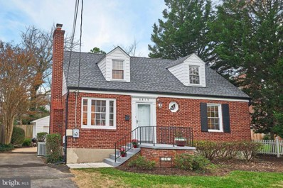 6815 Jefferson Avenue, Falls Church, VA 22042 - #: VAFX1169634