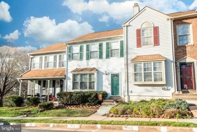6918 Hovingham Court, Centreville, VA 20121 - #: VAFX1170694