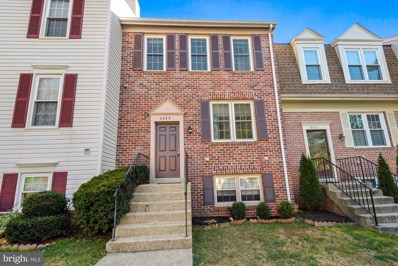 8853 Winding Hollow Way, Springfield, VA 22152 - #: VAFX1171852