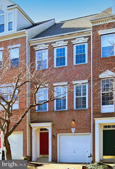 5316 Chieftain Circle, Alexandria, VA 22312 - #: VAFX1175772