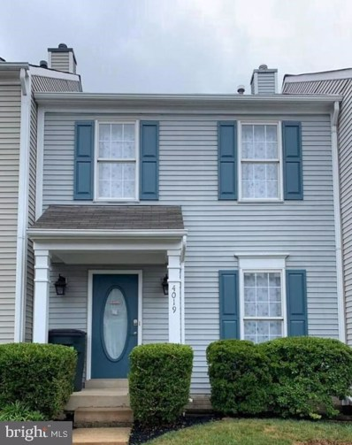 4019 Kimberley Glen Court, Chantilly, VA 20151 - #: VAFX1179662