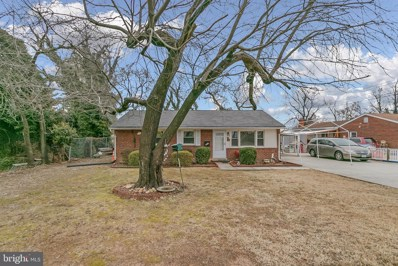 2849 Oak Knoll Drive, Falls Church, VA 22042 - #: VAFX1180502