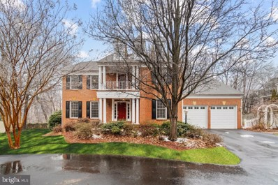 5402 Backlick Woods Court, Springfield, VA 22151 - #: VAFX1181132