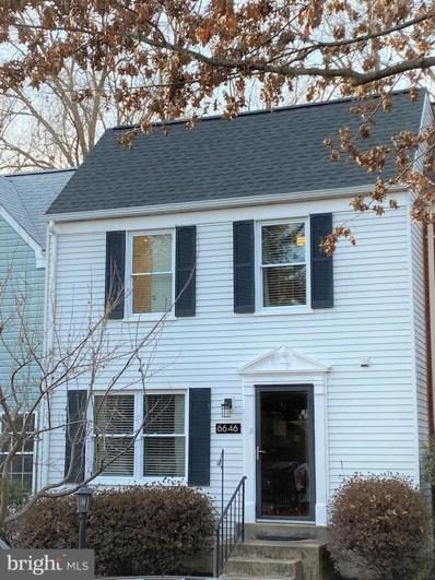6646 Rockleigh Way, Alexandria, VA 22315 - #: VAFX1181238