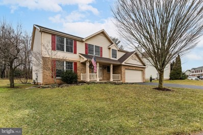 3607 Fishers Hill Court, Fairfax, VA 22033 - #: VAFX1181384