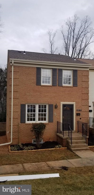 4311 Greenberry Lane, Annandale, VA 22003 - #: VAFX1181470