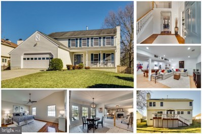 6853 Muskett Way, Centreville, VA 20121 - #: VAFX1181938