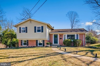 8008 W Rockglen Court, Springfield, VA 22152 - #: VAFX1181940
