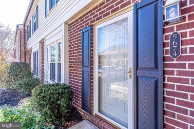 5674 Independence Circle, Alexandria, VA 22312 - #: VAFX1182010