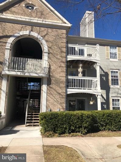 5708 Olde Mill Court UNIT 124, Alexandria, VA 22309 - #: VAFX1183064