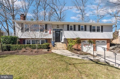 8309 Wagon Wheel Road, Alexandria, VA 22309 - #: VAFX1184104